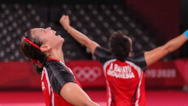 Kisah Greysia Polii: Skandal Olimpiade 2012, Pensiun, Tragedi, Emas Olimpiade 2020