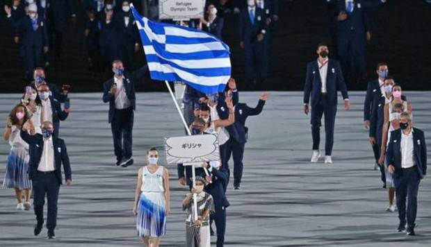 Lima Atlet Positif Covid-19, Yunani Terpaksa Mundur dari Renang Indah Olimpiade Tokyo 2020