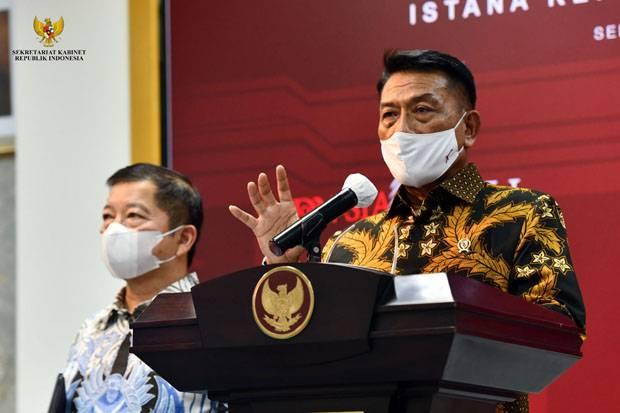 Moeldoko Tegaskan KSP Dukung Pemerintahan Transparan, Tidak Antikritik