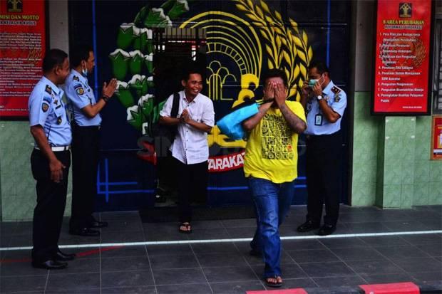 Sulit Terapkan Prokes di Penjara, Kemenkumham Lepaskan 30.000 Napi