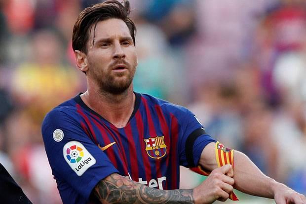 Messi Tinggalkan Barcelona, PSG Siap Buka Negosiasi