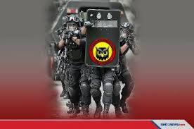 Diduga Jadi Penyandang Dana Organisasi Teroris, Densus 88 Geledah Sebuah Kantor di Soreang