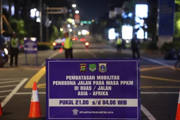 45 Daerah Di Luar Jawa Dan Bali Yang Terapkan Ppkm Level 4 Ini Daftarnya
