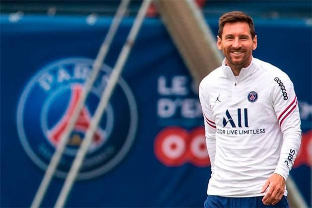 Liga Prancis: Lionel Messi Berpeluang Lakoni Debut Saat Paris Saint-Germain  Bentrok Brest