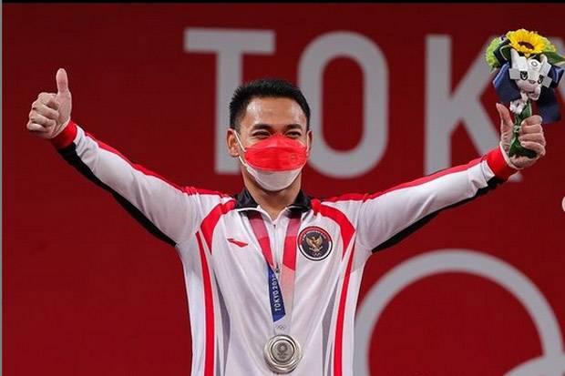 Eko Yuli Masih Dihantui Kekecewaan Gagal Raih Medali Emas Olimpiade Tokyo 2020