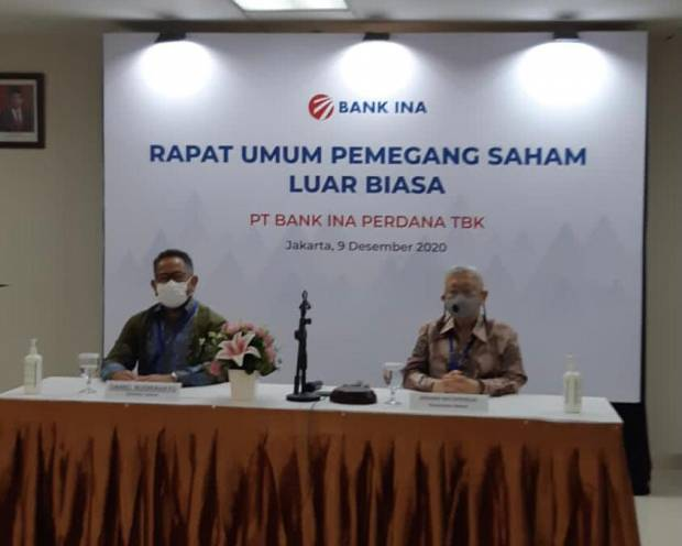 BINA Aset Naik, Bank Ina Perkuat Sinergi dengan Group Salim