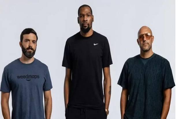 Ikuti Jejak Mike Tyson, Kevin Durant Terjun ke Bisnis Ganja