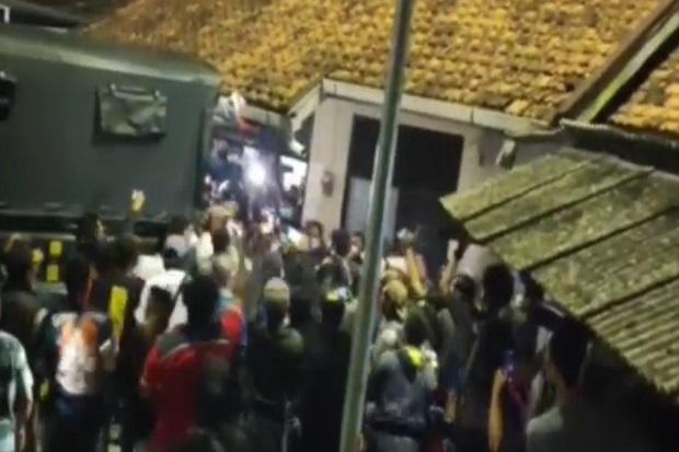 Usai Pukul Anggota DPRD Bantul, Residivis Nyaris Diamuk Massa yang Mengepung Kantor Polisi