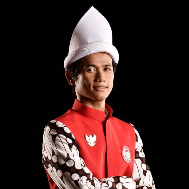 Seragam Defile Kontingen Indonesia Usung Keindahan dan Keragaman Budaya