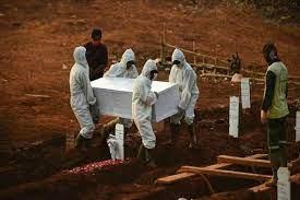 Kini Jawa Timur Peringkat Kedua Kasus Kematian COVID-19 Tertinggi Nasional