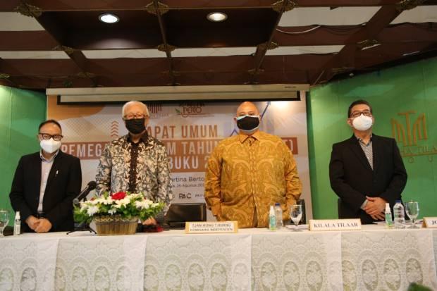 MBTO Emiten Produk Kecantikan MBTO Incar Pertumbuhan Penjualan 20%