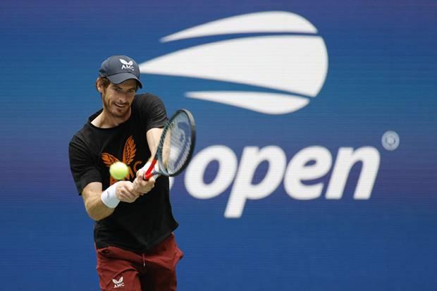 Andy Murray Ingin Semua Petenis Dunia Segera Divaksin Covid-19
