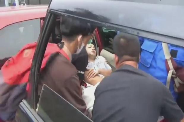 Tragis! Ibu Hamil yang Sedang Pendarahan Alami Kecelakaan saat Akan Dirujuk ke Rumah Sakit