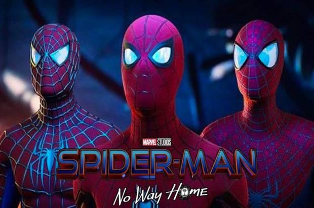 5 Kostum Spider-Man untuk Peter Parker di No Way Home