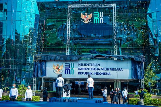 ICON Dukung Kerja Sama BUMN dan Swasta di 2022, Bagus untuk Kontraktor Lokal