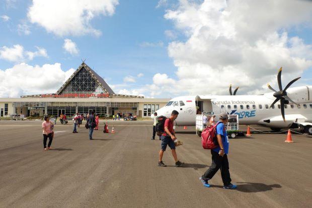 GIAA Garuda Terpuruk, BUMN Layanan Penerbangan Ini Ikut Nyusruk