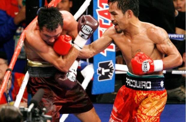 Kalah Memalukan dari Pacquiao, Oscar De La Hoya: Kesalahan Besar!