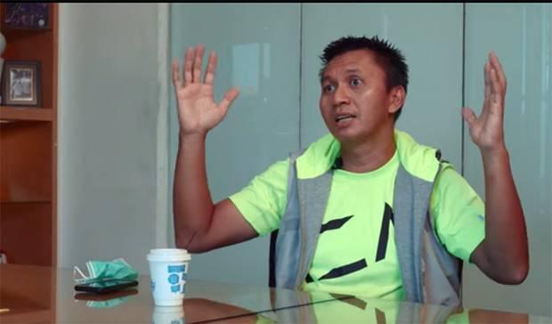 Puji Kepemimpinan Zainudin Amali, Azrul Ananda: Beliau Menpora yang Berani Pasang Badan