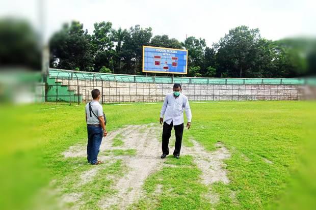 Stadion Teladan Dibenahi, PSMS Medan Siap Gelar Liga 2 2021/2022