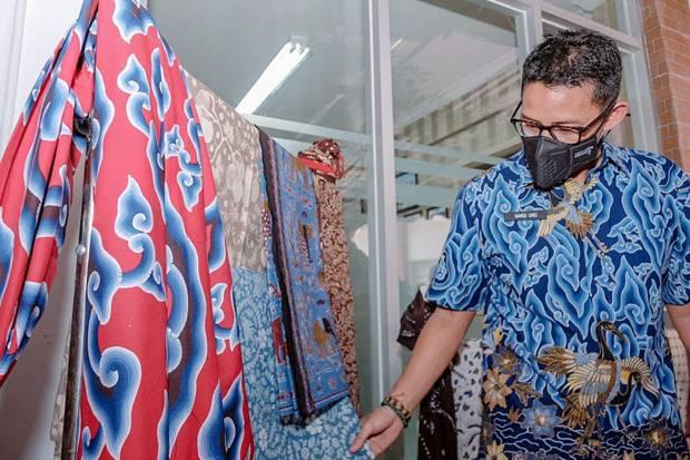 Kolaborasi Kemenparekraf dengan PNM Dongkrak Daya Saing Produk Ekraf Cirebon