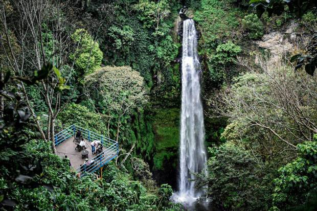 Disparbud Uji Coba Prokes di Destinasi Wisata Berkonsep Alam