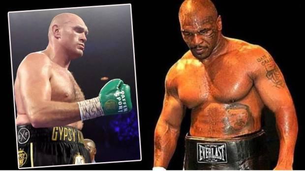 Tyson Fury Tantang Mike Tyson: Tyson vs Tyson Masa Lalu vs Sekarang