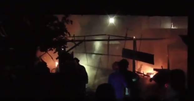 Gudang Pengolahan Ragi Terbakar, Sang Pemilik Histeris