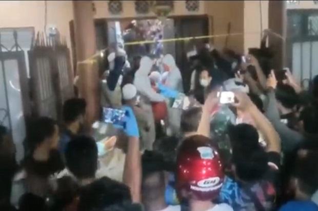 Memilukan, 3 Bersaudara di Banjarmasin Tewas Tertimbun Ratusan Lusin Pakaian