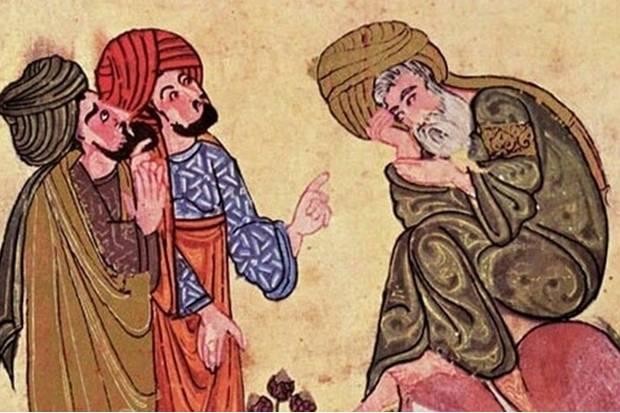 Abu Nawas Menipu Malaikat untuk Menghindari Pertanyaan Kubur