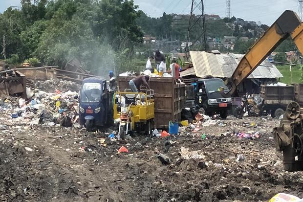 6 Kecamatan di Bandung Barat Tak Dilayani Armada Angkutan Sampah