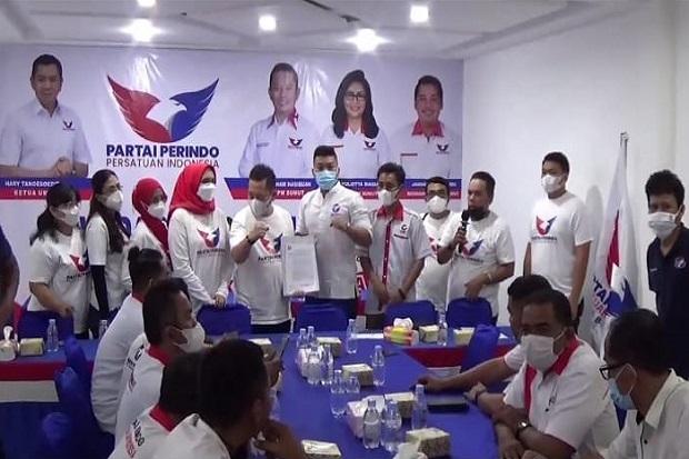 Kepengurusan Disahkan, Perindo Langkat Optimistis Rebut Hati Rakyat di Pemilu 2024