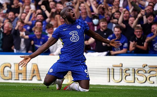 Hasil Chelsea vs Aston Villa: Lukaku Borong Gol Kemenangan The Blues