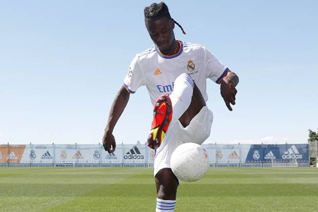 Jelang Real Madrid vs Celta Vigo, Ancelotti Siapkan Debut Camavinga