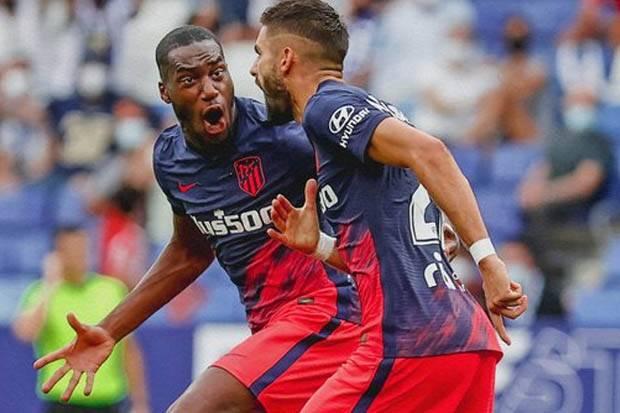 Hasil Liga Spanyol 2021/2022: Atletico Madrid Bungkam Espanyol