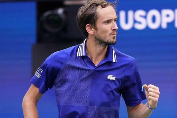 Ambisi Daniil Medvedev Sudahi Kutukan Runner-up Grand Slam di AS Terbuka 2021