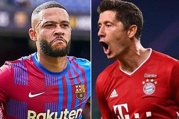 Preview Barcelona vs Bayern Muenchen: Tuntaskan Dendam