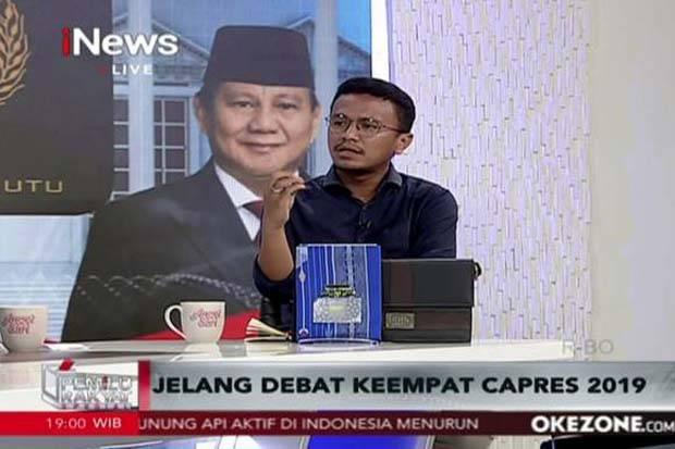 Nama Calon Panglima TNI, Faldo Maldini: Sabar, Pasti Segera Dikirim