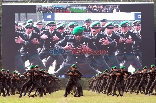 Lowongan Calon Perwira Prajurit Karier TNI 2021, Ini Syarat dan Ketentuannya
