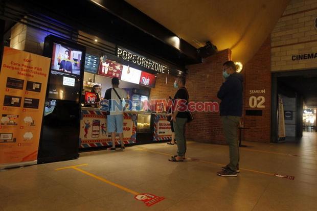 Wacana Bioskop Dibuka Besok 14 September Bikin Pengelola Mal Tambah Pede