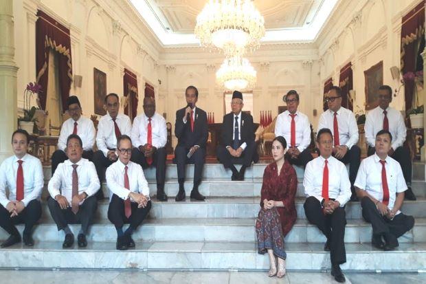 Perpres Diteken, Jokowi Bakal Punya 16 Wakil Menteri