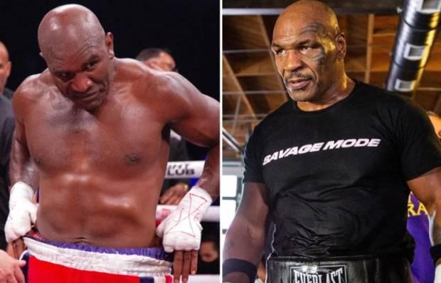 Kalah TKO Ronde 1, Holyfield: Aku Mau Duel Trilogi Mike Tyson!