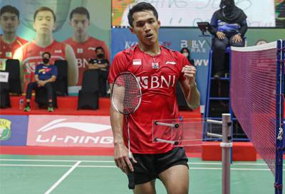 PBSI Umumkan Skuad Indonesia di Piala Sudirman 2021