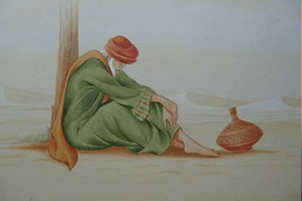 Bergantung Kepada-Nya: Kisah Ember dan Tali Seorang Sufi Bernama Khafif