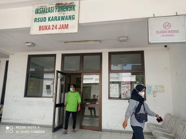 Karawang Geger, Sepasang Mayat Ditemukan dalam Kamar Rumah Makan