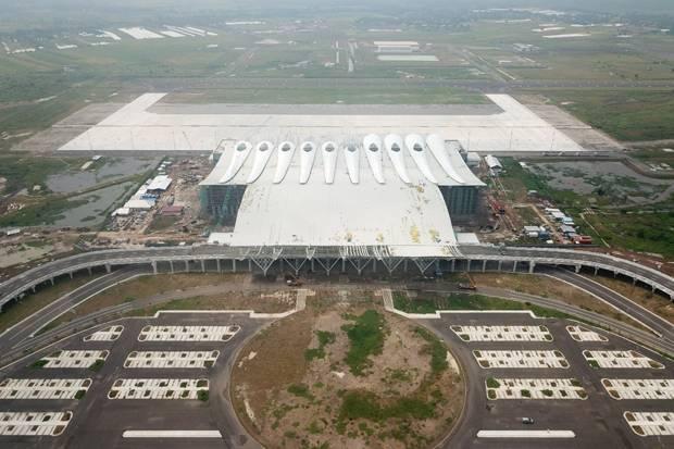 Bandara Kertajati Fasilitasi Pengiriman Komoditas Porang ke Mancanegara