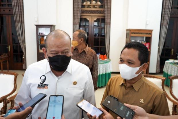 Kunker ke Lumajang, Ketua DPD RI Siap Perjuangkan Air Bersih dan Rehabilitasi Pasca Bencana