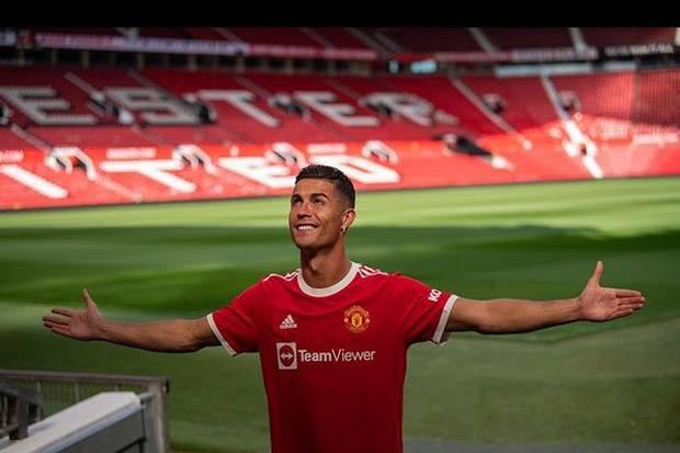 Magis Cristiano Ronaldo di Panggung Liga Champions