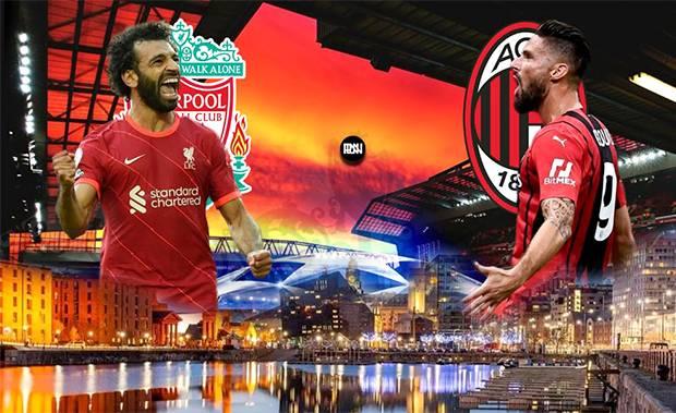 Liga Champions Preview Liverpool vs AC Milan: Memori Dua Final