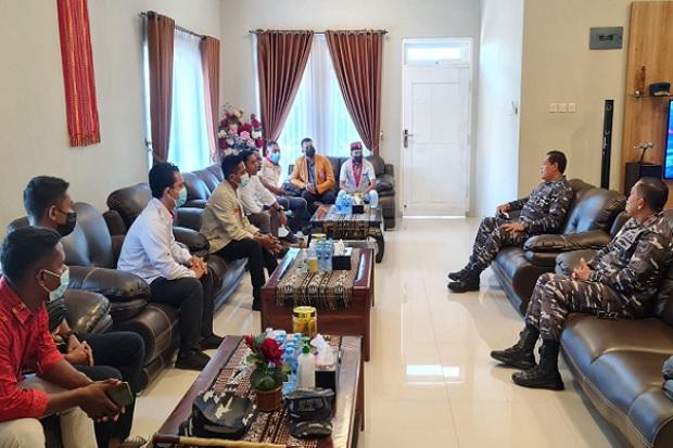 Kasal Ajak Dialog Tokoh Pemuda dan Ormas di Kota Kupang