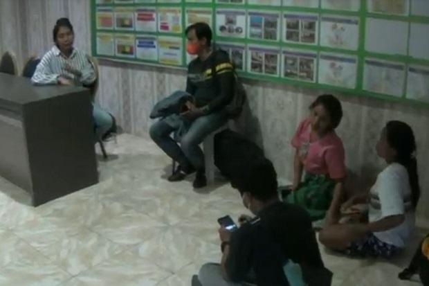 Disekap di Hotel Dalam Kondisi Basah, 10 Wanita Cantik Diselamatkan Saat Hendak Dijual ke Malaysia